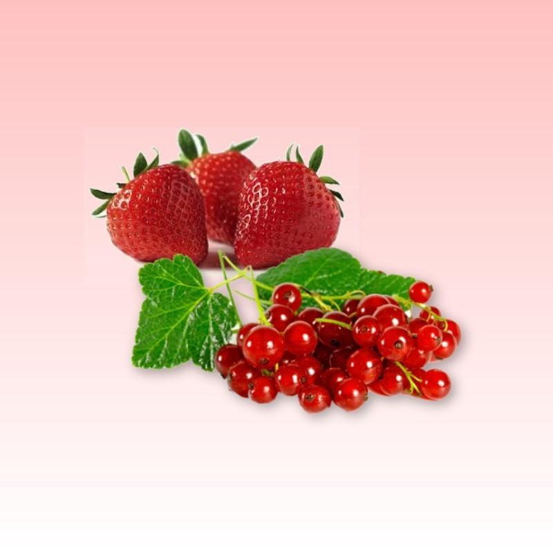 confiture groseille fraise
