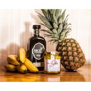 Pineapple - Banana - Rhum