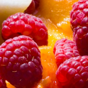 Raspberry - Mango