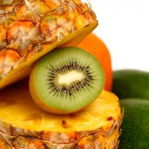 Ananas - Kiwi