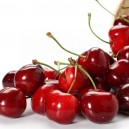 Cherry with alcohol