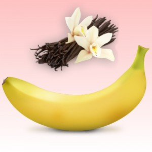 Banane - Vanille